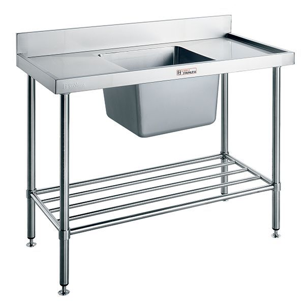 Simply Stainless Single Bowl Sink - SS051200C
